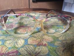 Különleges 1970-es évekbeli Lux de Morez Szemüvegkeret