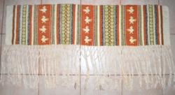 Iparművész gyapjú falikárpit hosszú   ( DBZ 0042 )