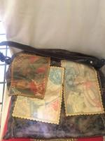 Coveri olasz vintage női táska