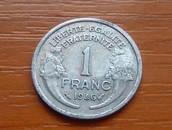 FRANCIA 1 FRANC FRANK 1946 ALU.