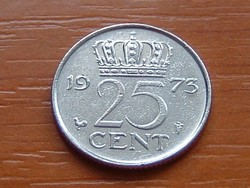 HOLLANDIA 25 CENT 1973