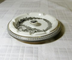 Jurcsák László  Hollóházi porcelán hamutartó