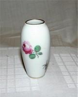 Herendi Bécsi rózsa mintás mini váza