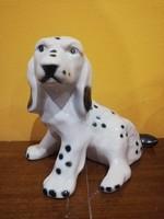 Porcelán dalmata kutya