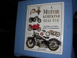 A motorkerékpár száz éve