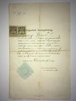 Szigorlati biz! Bozzay Jenő úr ,a ki Szent Andráson Zala megyében 1878. június 26-án született....
