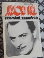 Jávor Pál (Szemtől szemben) Bános Tibor Gondolat Kiadó, 1978