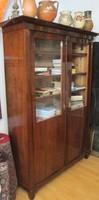 Biedermeier könyvszekrény