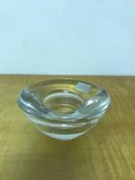Mécsestartó üveg P76
