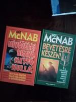 Andy Mcnab könyvek