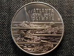 XXVI. Nyári olimpia - Atlanta (úszás) ezüst 1000 Forint 1994 BP BU (id25534)