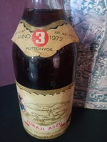 1972 Bontatlan 3 puttonyos Tokaji Aszú Díszdobozban Eladó