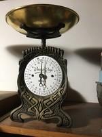 Antik óra mérleg
