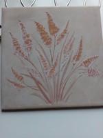 Villeroy&Boch mezei virág mintás,vintage csempe