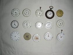 Apáca óra szerkezetek javíthatóak
