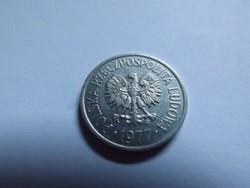 Szép 10 Groszy Lengyelország  1977 !!