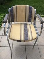Retró csövázas szék
