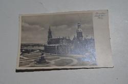 Drezda II. világháborús német képeslap ritka!!!