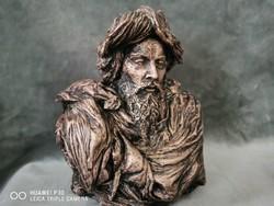 A Mór bronzszobor