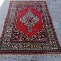 Kézi csomózású Iráni  szőnyeg.160x110cm.Alkudható!