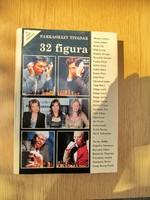 32 figura - A sakk regénye : Farkasházy Tivadar (újszerű, nagyméretű)