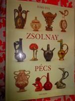 Zsolnay művészeti album-nagyméretű