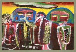 Mowri: Idegen harcosok