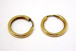 Arany karika fülbevaló (ZAL-Au83717)