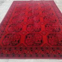Afgán ersari elefánttalpas szőnyeg Alkudható!
