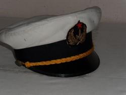 Régebbi hajós nyári sapka ( 57-es)