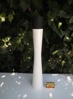 Fa - NAGY borsőrlő - nem használt - 40 x 7 cm - modern design