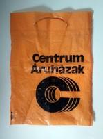 Centrum Áruházak zacskó, 1980-as évek