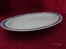 KANEHAN japán porcelán ovális húsos tál.Új állapotú.