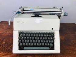Retro Optima írógép