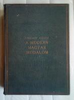 Várkonyi Sándor: Modern magyar irodalom, Danubia 1928(?) ritka!
