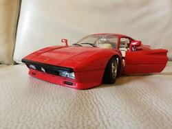 Ferrari Gto1984 es modell 1/18 modell, makett. Burago