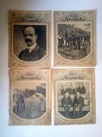 4db Képes Krónika 1921 III. évfolyam