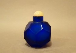 Art deco parfümös üveg