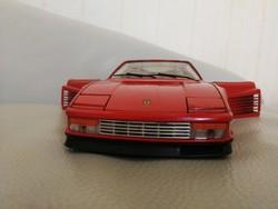Ferrari Testarossa, 1984.italy.Burago.  1/18 méret