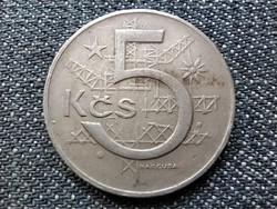 Csehszlovákia 5 Korona 1970 - (id24966)
