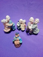 Mini szobrocskák!