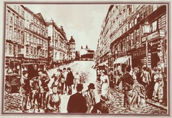 Pest-Buda, 85/100 - litográfia