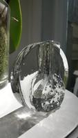 Scandinavian glass design váza