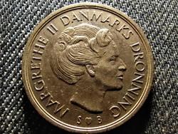 Dánia II. Margit 1 Korona 1977 S♥B (id26340)