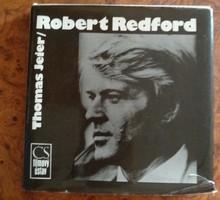 Robert Redford, szlovák nyelvű, rengeteg fotóval illusztrálva, alkudható!