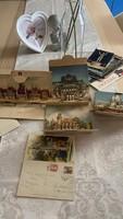 Régi képeslapok