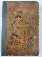 Szekula Teréz Szegedi új szakácskönyv 4. kiadás 1896-ból