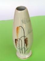 Aquincumi kézzel festett retró váza