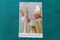 II. János Pál kép,imakép