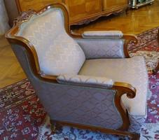 Neorokokó fotel 2 db